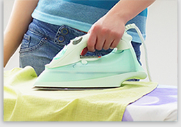 Cloth Ironing